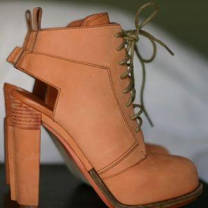 Alexander Wang Dakota Ankle Boots Size US8 EU38